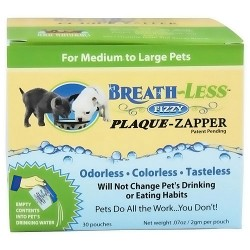 Ark Naturals Breath Less Fizzy Plaque Zapper - 30 packet