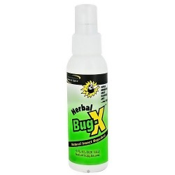 North American Herb and Spice herbal bug-X insect repellent - 4 oz