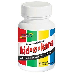 North American Herb and Spice Kid-e-Kare softgels - 60 ea