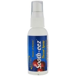 North American Herb And Spice Soothe-eez cherry throat spray - 2 oz