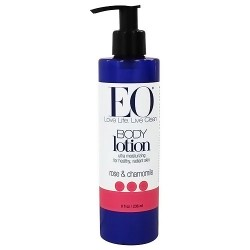 EO everyday body lotion for all skin types with Rose and Chamomile - 8 oz