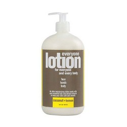 EO Products Everyone Lotion, Coconut and Lemon - 32 oz