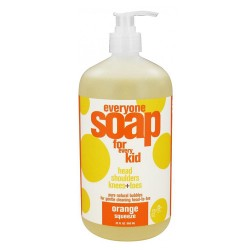 EO Products Everyone for Kids, Orange Squeeze - 32 oz