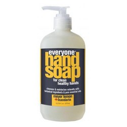Eo Products Everyone Meyer Lemon And Mandarin Natural Hand Soap, 12.75 oz