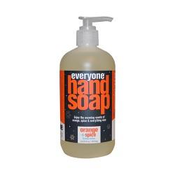 Eo products  everyone liquid hand soap orange  spice - 1 ea,12.75 oz