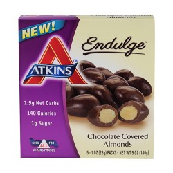 Atkins endulge chocolate covered almonds - 5 ea