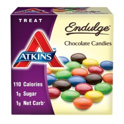 Atkins endulge pieces milk chocolate caramel squares - 6.1 oz