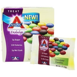Atkins nutritionals inc. - Endulge chocolate candies - 5 pack