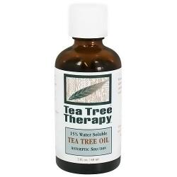 Tea Tree Therapy 15% Water Soluble Tea Tree Oil Antiseptic - 2 oz