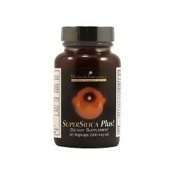 Harmonic Innerprizes super silica plus 500 mg vegitarian capsules - 60 ea