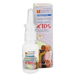 Himalayan institute neti mist sinus spray for kids, homeopathic  -  1 oz