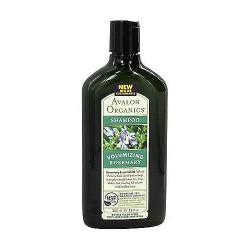 Avalon organics volumizing hair shampoo, rosemary - 11 oz