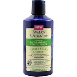 Avalon naturals itch and flake therapy conditioner - 14 oz