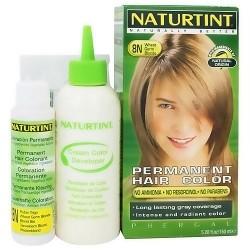 Naturtint 8N Wheat Germ Blonde Permanent Hair Colorant - 5.28 oz