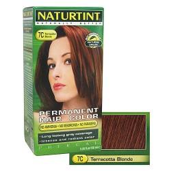 Naturtint Permanent Hair Colorant, 7C Terracotta Blonde - 5.28 oz