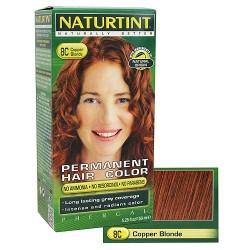 Naturtint Permanent Hair Color, 8C Copper Blonde - 5.28 oz