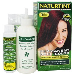Naturtint 9R Fire Red Permanent Hair Colorant - 5.28 oz