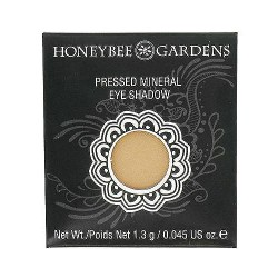 Honeybee Gardens Pressed Mineral Eye Shadow Singles, Mojave - 1.3 gms