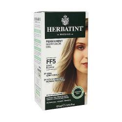 Herbatint Flash Fashion permanent herbal hair color gel FF5 Sand Blonde - 4.56 oz