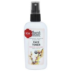Nourish - organic refreshing & balancing face toner - 3 oz
