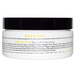 Deep steep argan oil body butter, mango papaya - 7 oz