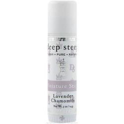 Deep Steep Organic moisture stick, Lavender chamomile, 0.5 oz