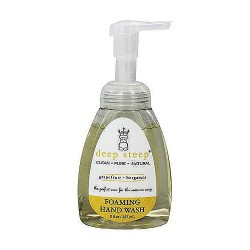 Deep Steep Organic Foaming Handwash Grapefruit Bergamot - 6 oz