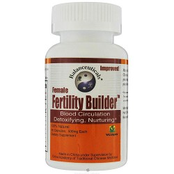Balanceuticals Female Fertility Builder capsules - 60 ea
