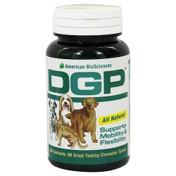 American BioSciences DGP chewable tablets - 60 ea