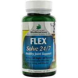 American BioSciences Flex Solve 24/7 tablets - 60 ea