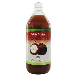 Tahiti trader mangosteen max 100% mangosteen juice - 32 oz
