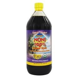 Tahiti trader organic noni 100% island style - 32 oz