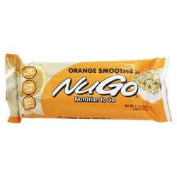 Nugo nutrition - to go protein bar orange smoothie - 1 oz