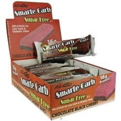 Nugo nutrition- smarte carb sugar free chocolate black cherry - 1 oz