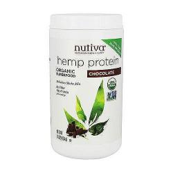 Nutiva Organic Hemp Protein Shake, Chocolate - 16 oz