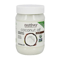 Nutiva Coconut Oil, Organic Extra Virgin - 15 oz