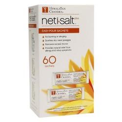 Himalayan chandra neti salt plus, Sachet - 60 ea