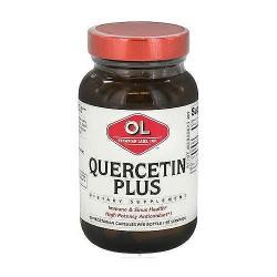 Olympian Labs quercetin plus 1 g capsules - 60 ea