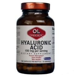 Olympian Labs Inc. hyaluronic acid 150 mg veggie caps - 100 ea