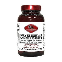 Olympian Labs Daily Essentials Womens Formula Tablets - 30 ea
