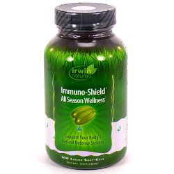 Irwin naturals immuno shield all season wellness softgels - 100 ea