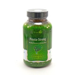 Irwin naturals prosta strong healthy prostate and urinary flow softgels - 90 ea