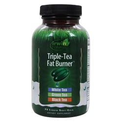 Irwin naturals triple tea fat burner - 75 ea
