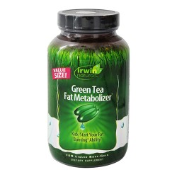Irwin naturals green tea fat metabolizer - 150 ea