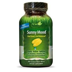 Irwin naturals sunny mood - 75 ea