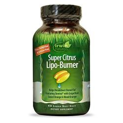 Irwin naturals super citrus lipo burner - 60 ea