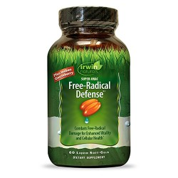 Irwin naturals super orac free radical defense - 60 ea