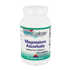 Nutricology Magnesium Ascorbate Buffered from vitamin C vegetarian capsules - 100 ea