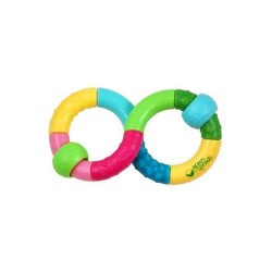 Green sprouts teether rattle - 1 ea