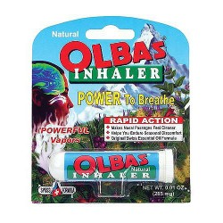Olbas aromahterapy inhaler, power to breathe - 1 ea